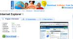 Internet Explorer - softonic-Download